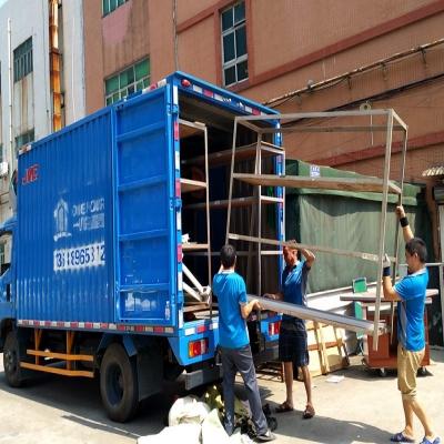 长途搬家可以选择东莞一小时搬家公司吗?