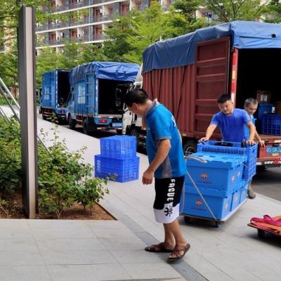 长安VIVO公司搬迁至新工业园